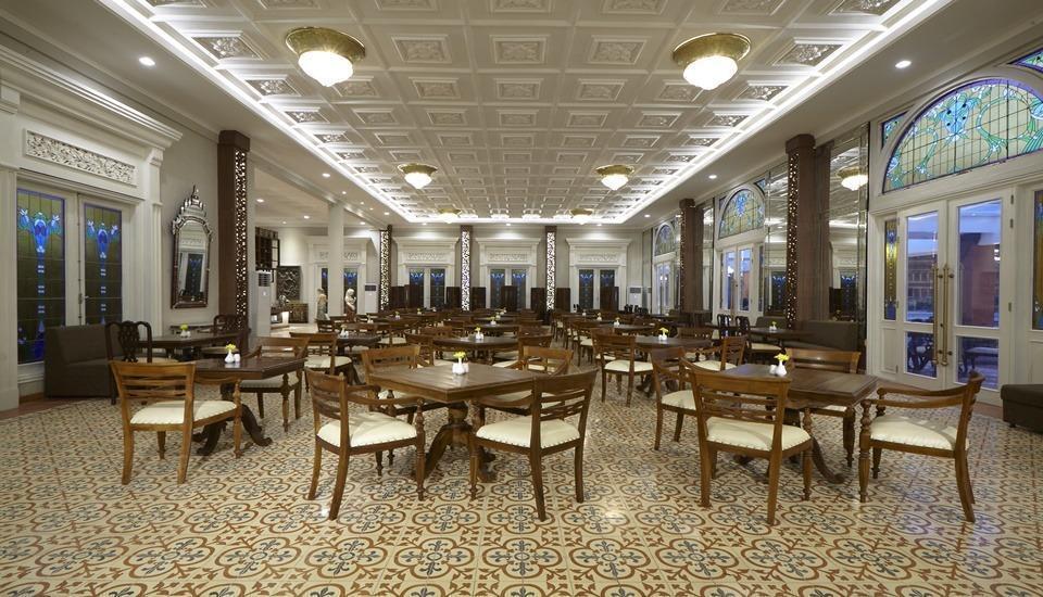 Ramada Suites By Wyndham Solo Solo - Restaurant