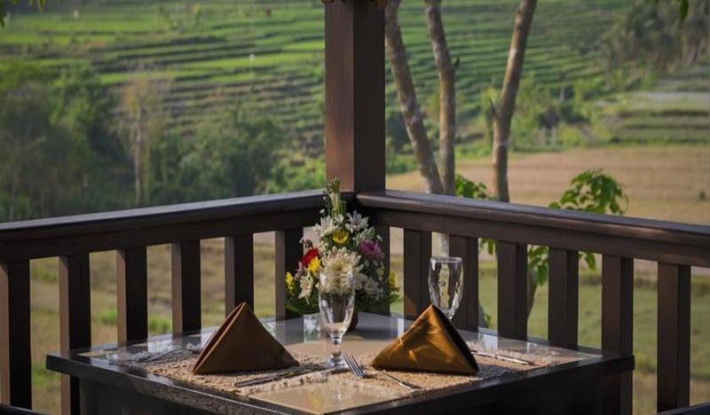 The Citta Villas Mengwi (non aktif) Bali - Meja dan kursi