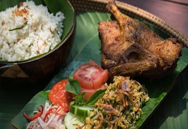 The Citta Villas Mengwi Bali - Makanan