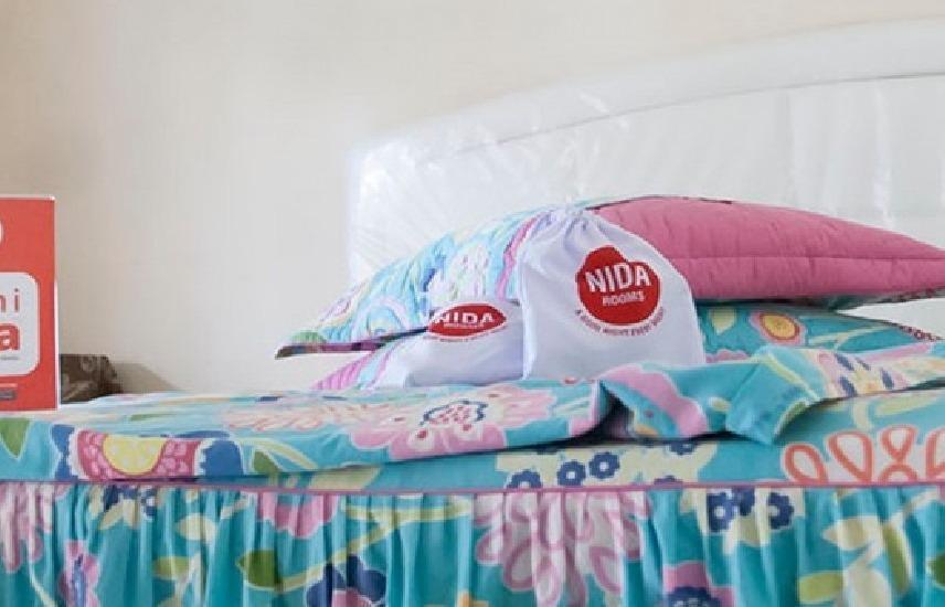 NIDA Rooms Padang Bungus Teluk Kabung - Kamar tidur