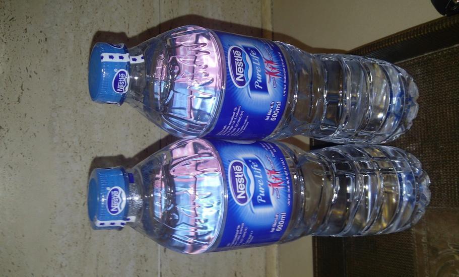 Papa Ho Hotel Bogor - Mineral Water