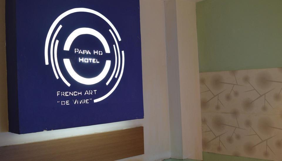 Papa Ho Hotel Bogor - Kamar Superior