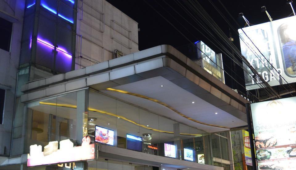 Papa Ho Hotel Bogor - Gedung Hotel Papaho