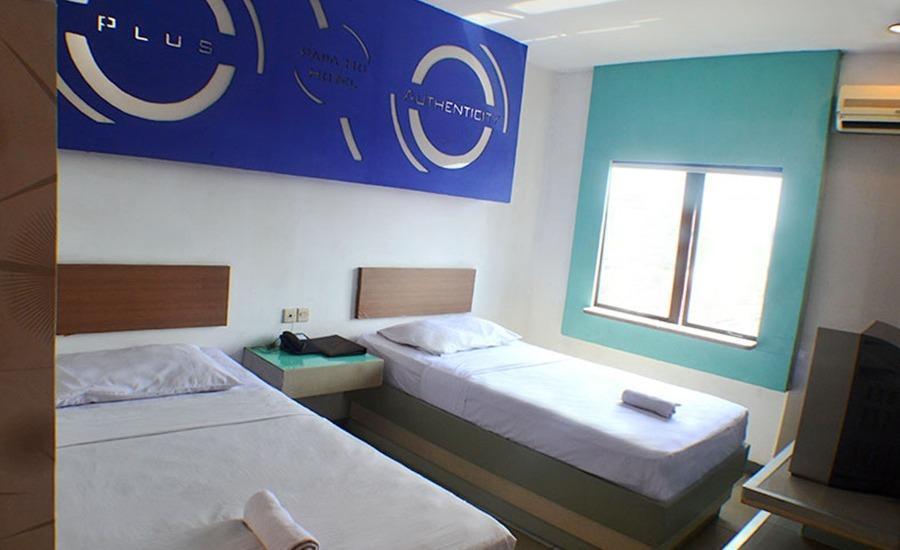 Papa Ho Hotel Bogor - TWIN SUITE