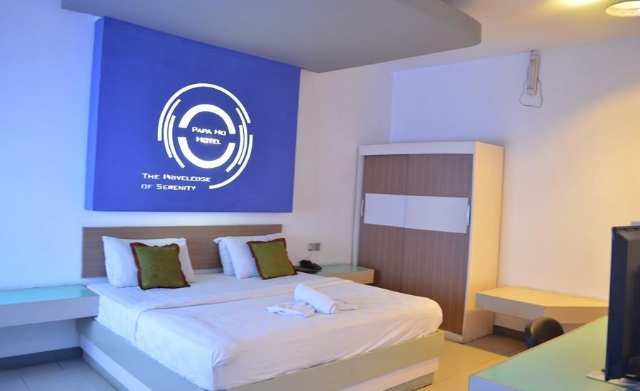 Papa Ho Hotel Bogor - DELUXE FAMILY
