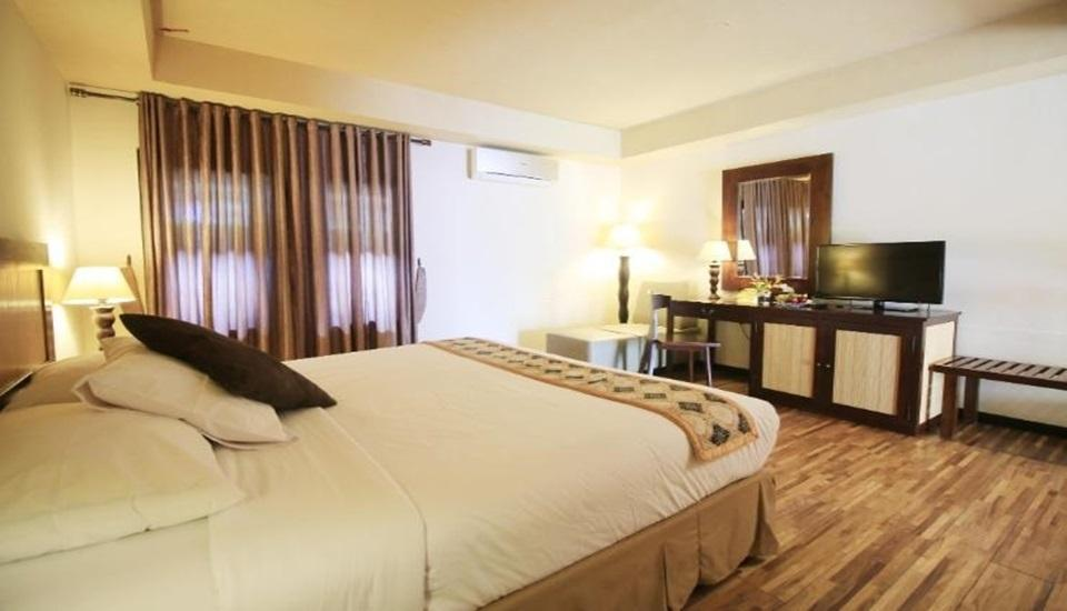 Sambi Resort, Spa & Restaurant Kaliurang - Deluxe Double or Twin Room Regular Plan