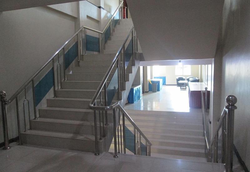 Hotel Merpati Pontianak - Tangga