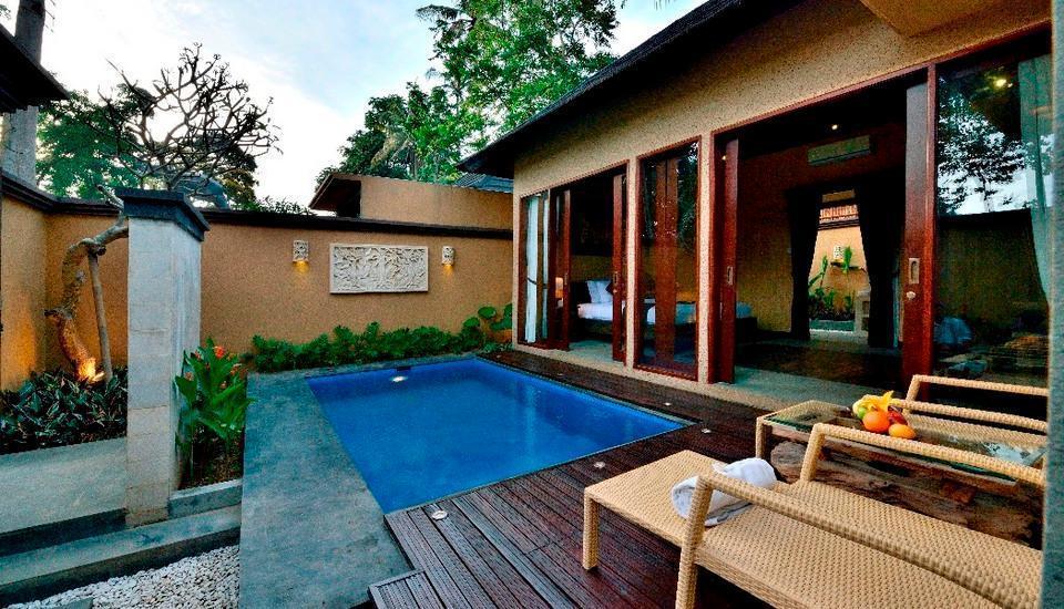 Gino Feruci Villa Ubud Bali - Kolam Renang