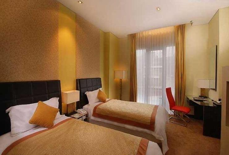 Hotel Golden Flower Bandung - Superior Twin Room Only Regular Plan