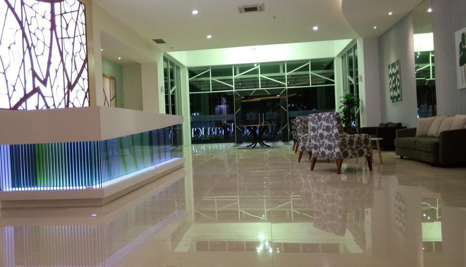 Agria Gino Feruci Hotel Bogor - Lobby