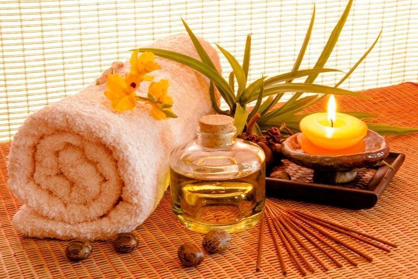Agria Gino Feruci Hotel Bogor - Amenities Massage