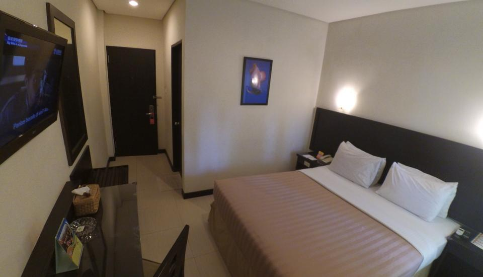 Hotel Palm Banjarmasin - Superior Double Room Regular Plan