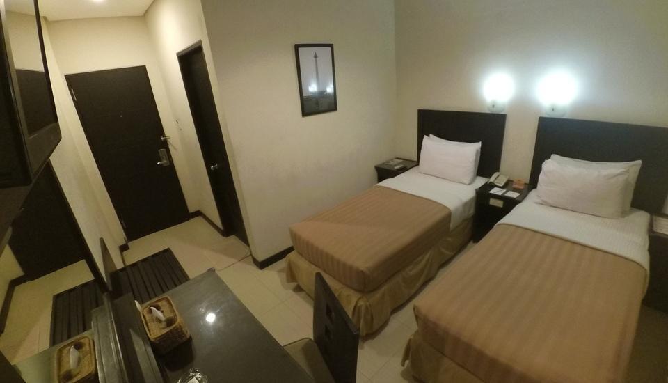 Hotel Palm Banjarmasin - Superior Twin Room Regular Plan