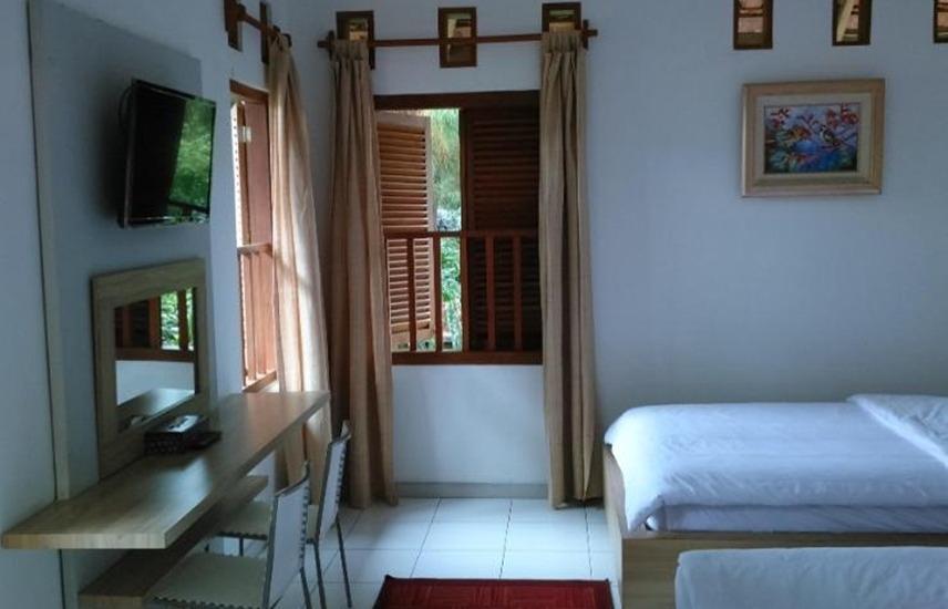 Rumah Sora Bandung - Kamar tamu