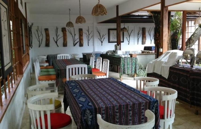 Rumah Sora Bandung - Prasmanan
