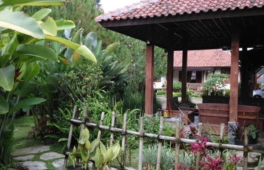 Rumah Sora Bandung - Eksterior