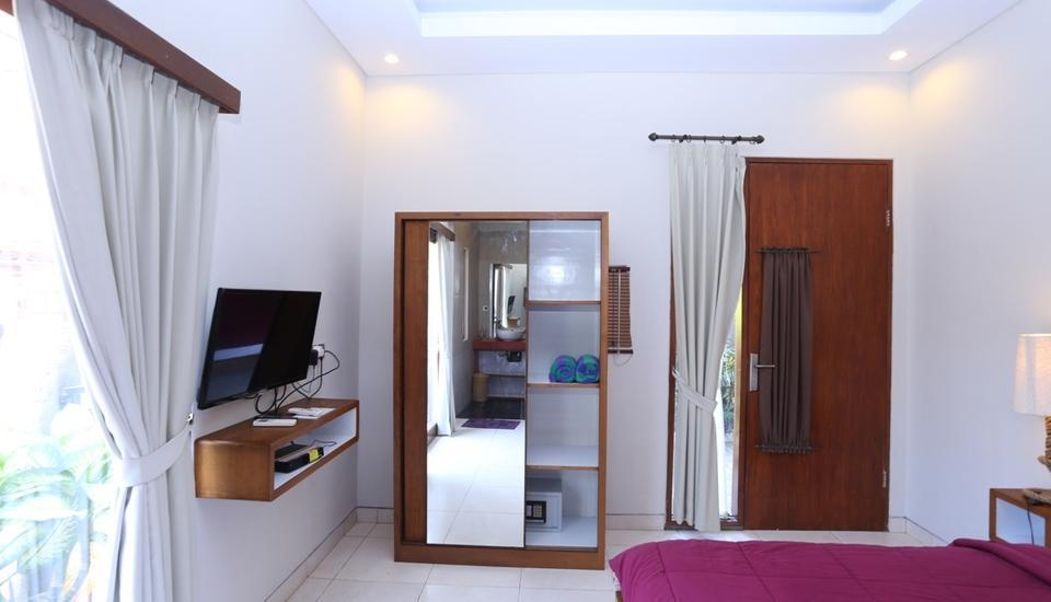 RedDoorz @ Raya Canggu Bali - Kamar tamu