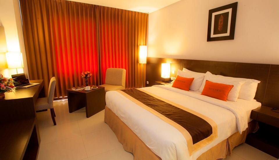 Horison Samarinda Hotel Samarinda - Junior Suite Regular Plan