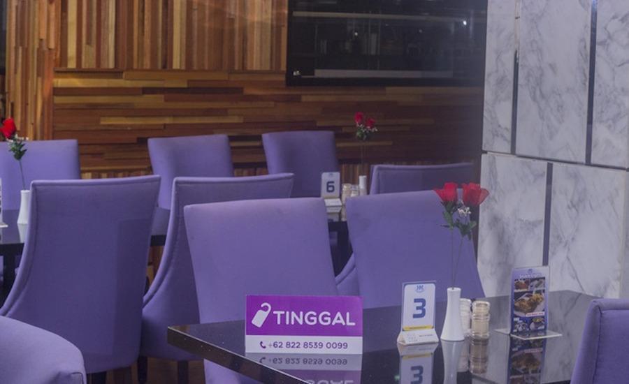 Tinggal Standard Melawai Blok M Jakarta - Restoran