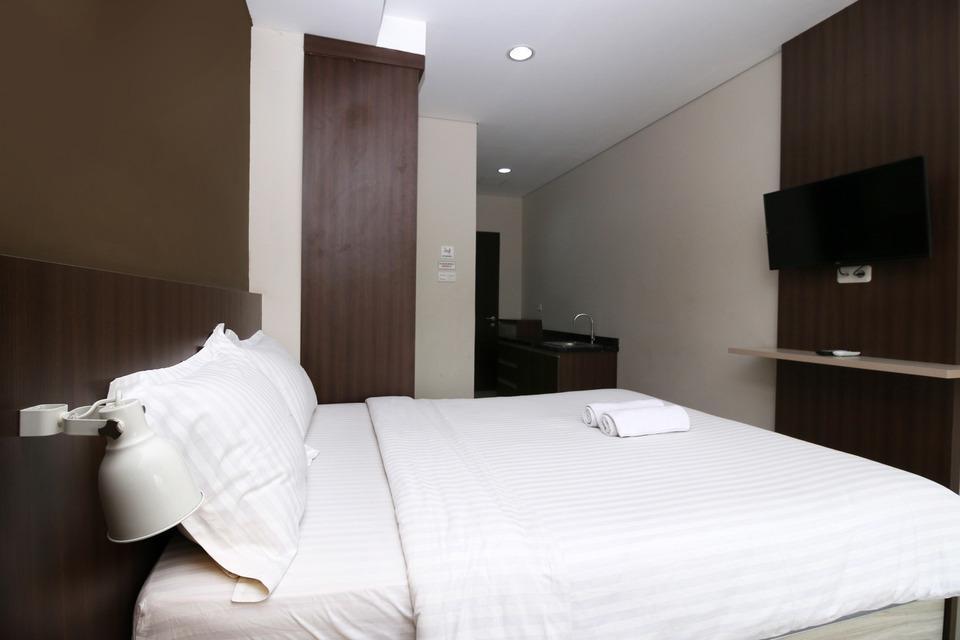 Residence 12 Jakarta - Bedroom