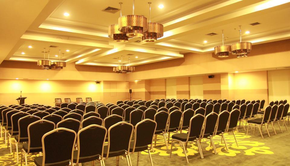 Pesonna Hotel Pekanbaru - BALLROOM