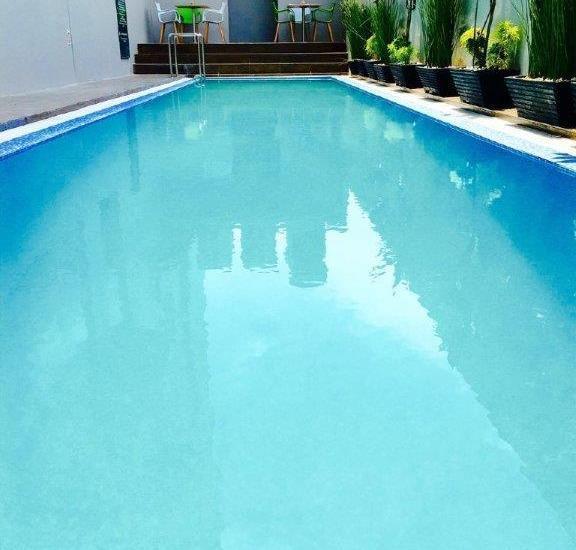 Pesonna Hotel Pekanbaru - pool
