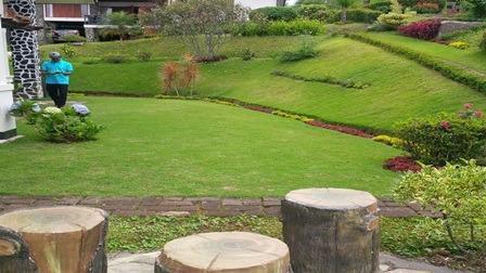 Villa Salfia Istana Bunga - Lembang Bandung Bandung - Eksterior