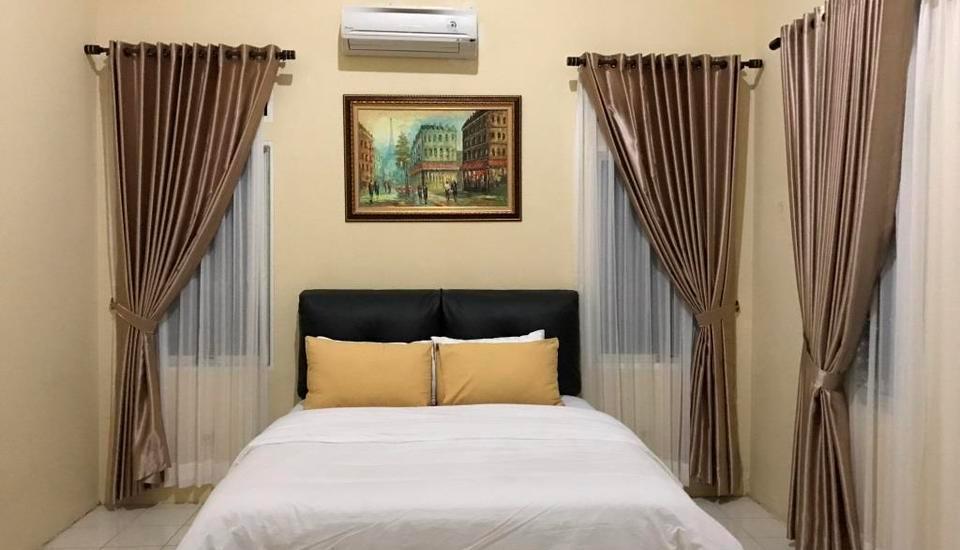 Villa Sofia Kota Bunga Cianjur - Villa R8.19 (5 Bedrooms) Regular Plan