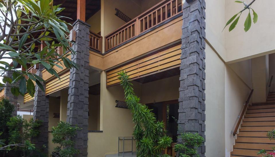 RedDoorz @Danau Tamblingan Sanur Bali - Eksterior