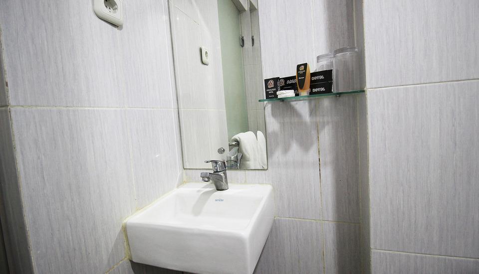 Amaliun Hotel Medan - Kamar mandi