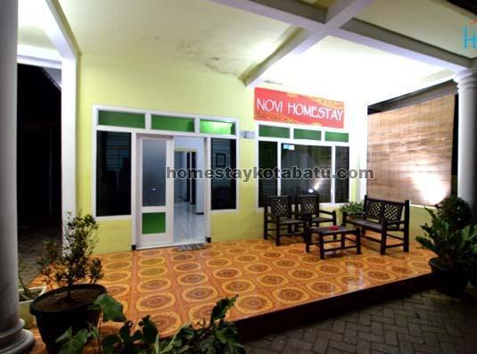 Novi Homestay Malang - Eksterior