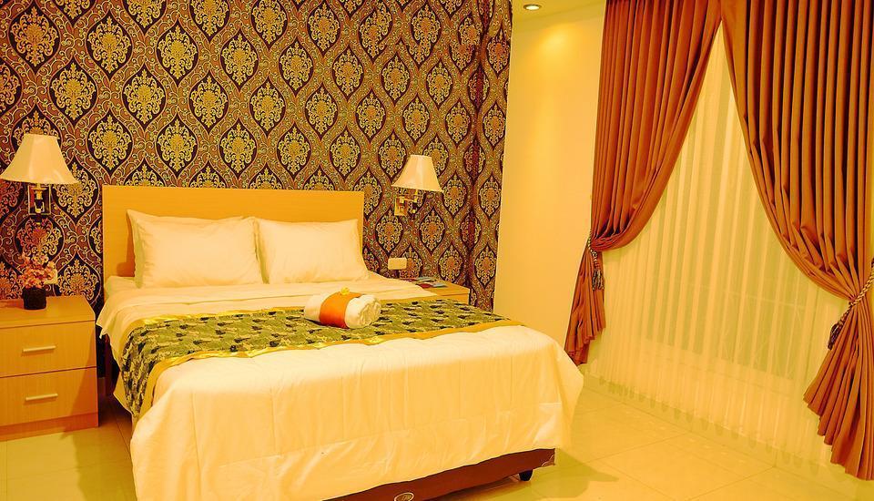 Hotel Orchid Wonosari - Kamar Deluxe