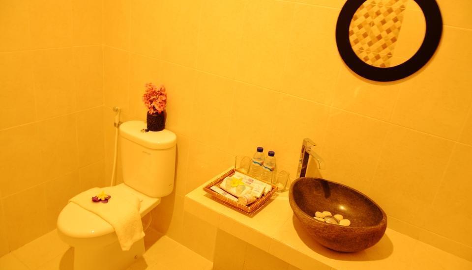 Hotel Orchid Wonosari - Toilet di Kamar, Suite, Deluxe