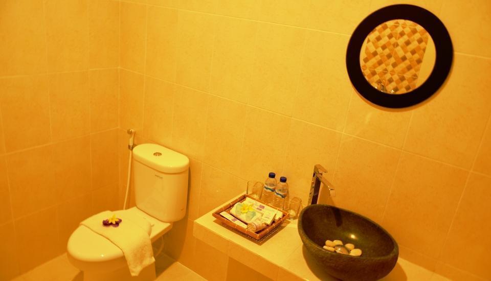 Hotel Orchid Wonosari - Kamar mandi