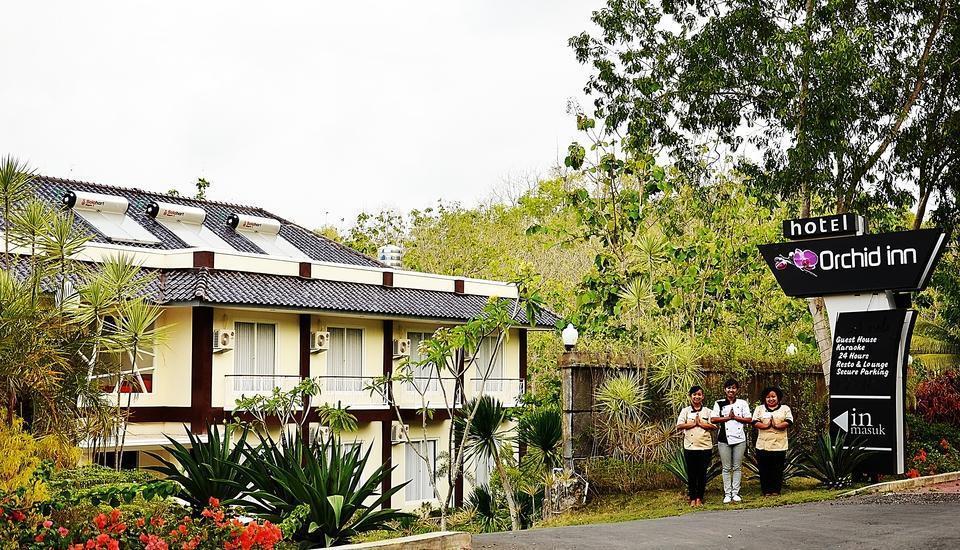 Hotel Orchid Wonosari - Eksterior