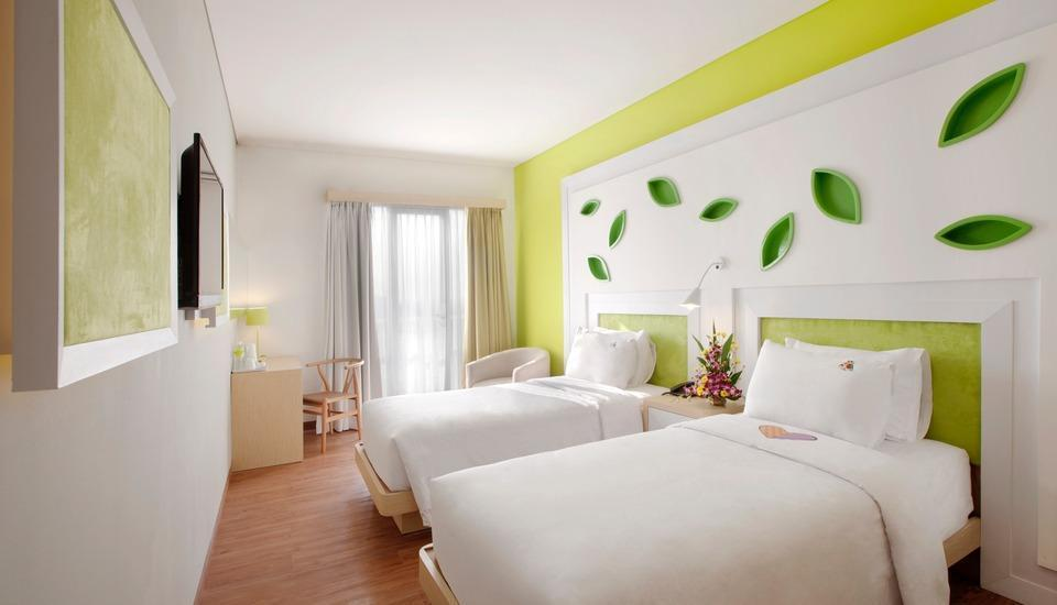 Max One Hotel Bandung - Happiness Twin