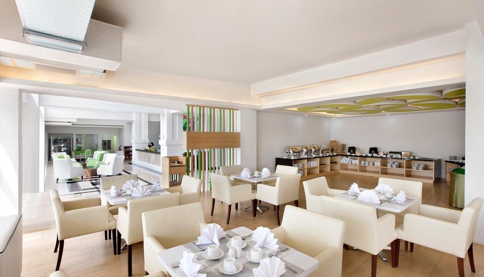 Max One Hotel Bandung - Restoran