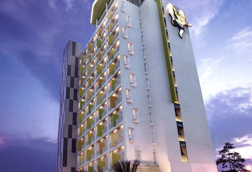 Shakti Hotel Bandung - Bangunan/Eksterior