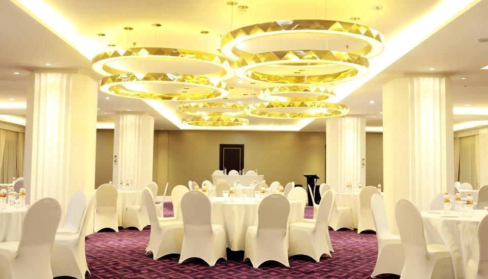 Shakti Hotel Bandung - Pradipa Ballroom
