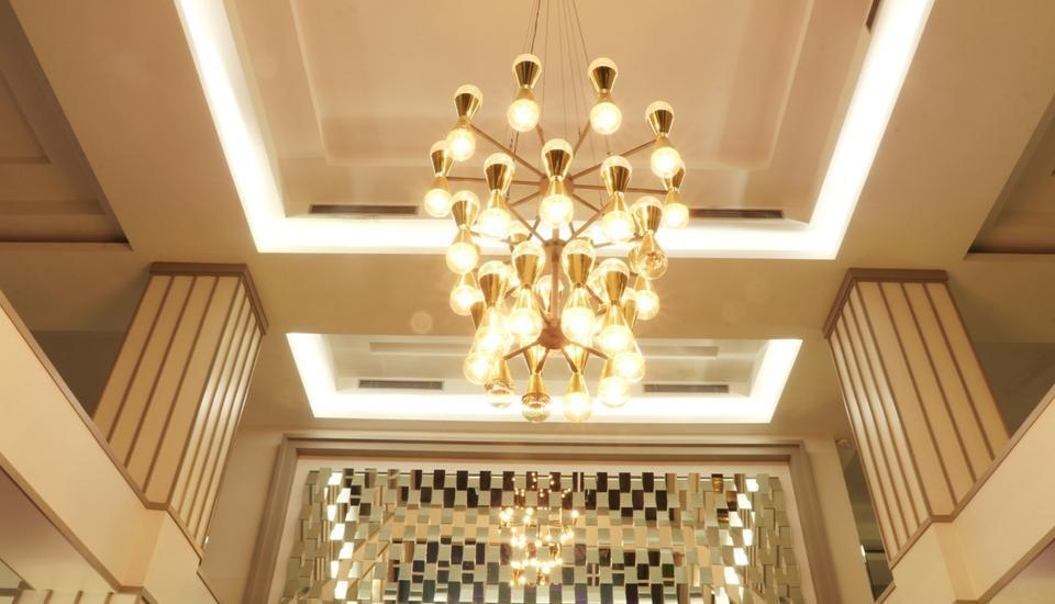 Shakti Hotel Bandung - Area Lobi