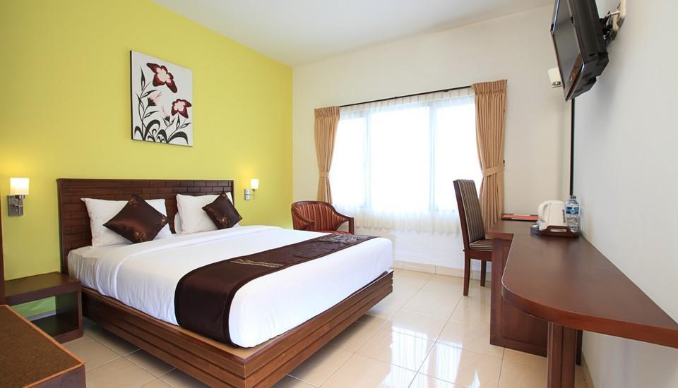 Maesa Hotel Ponorogo - Deluxe Room Regular Plan