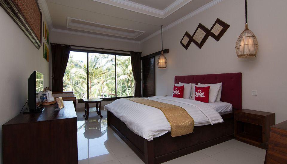 ZEN Premium Pegosekan Ubud 3 Bali - Tampak keseluruhan