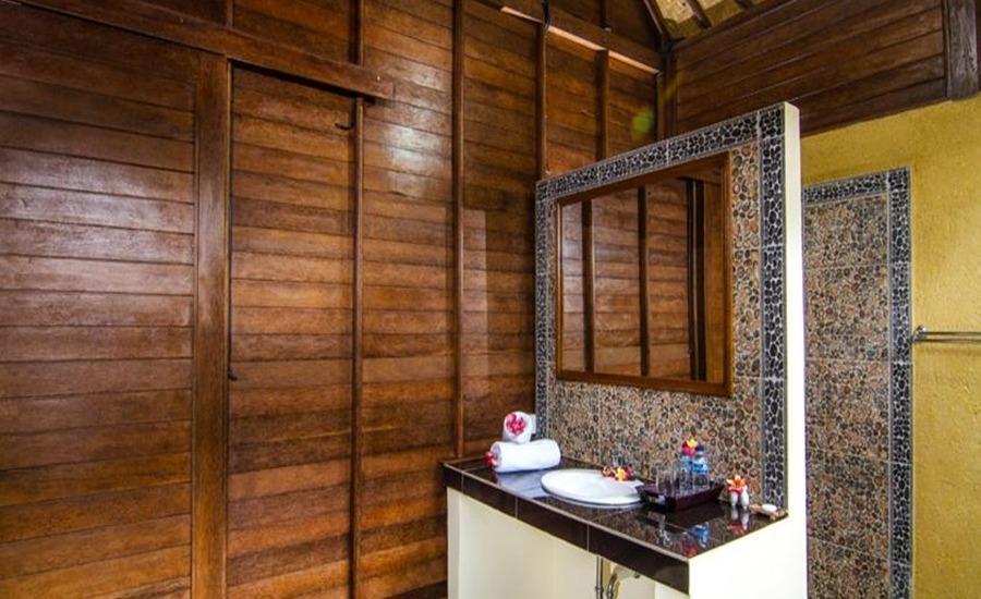 Cassava Bungalow Bali - Kamar mandi