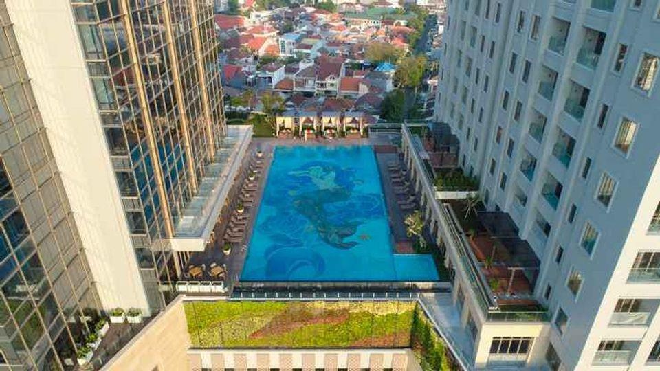 Hotel Tentrem Semarang