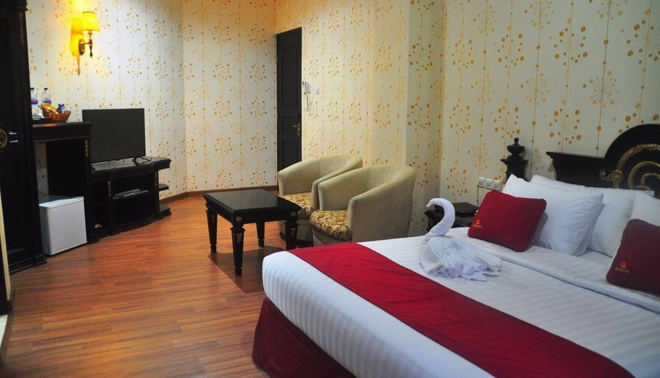 Quds Royal Hotel Surabaya - Deluxe