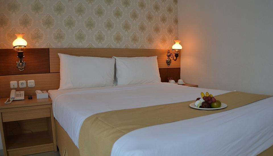 The Cube Hotel Jogja - Superior Double Room Only StayNOW