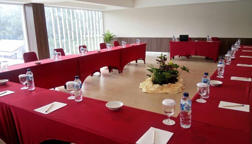 Core Hotel Yogyakarta - Ruang Meeting