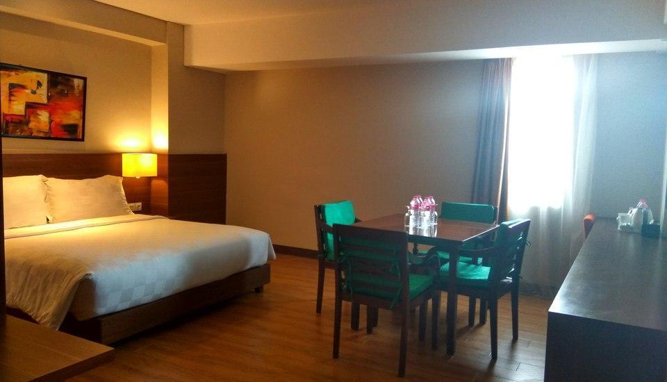 Core Hotel Yogyakarta - deluxe room