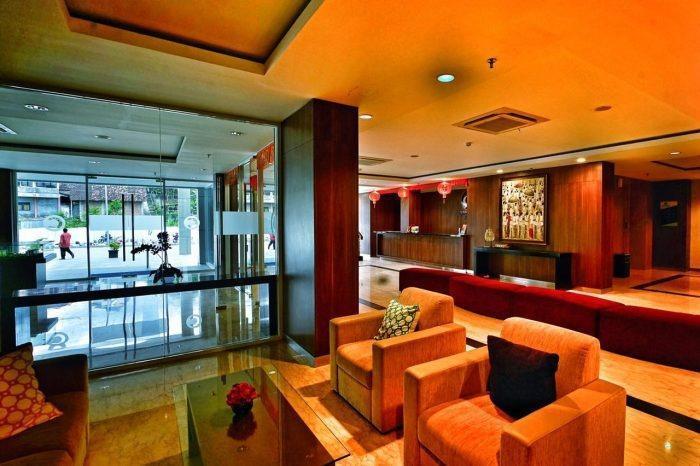 Core Hotel Yogyakarta - lobby