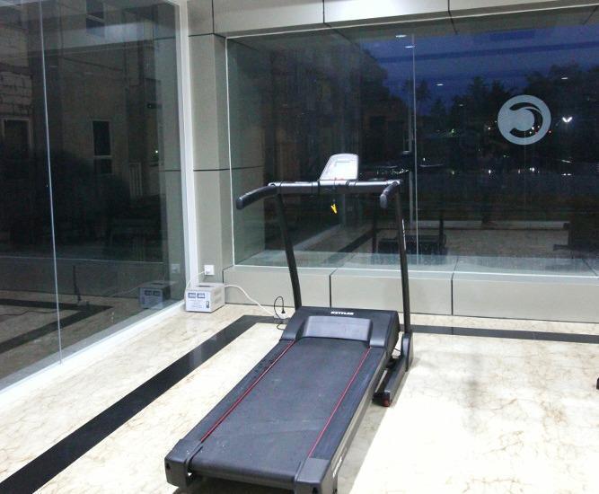 Core Hotel Yogyakarta - fitness